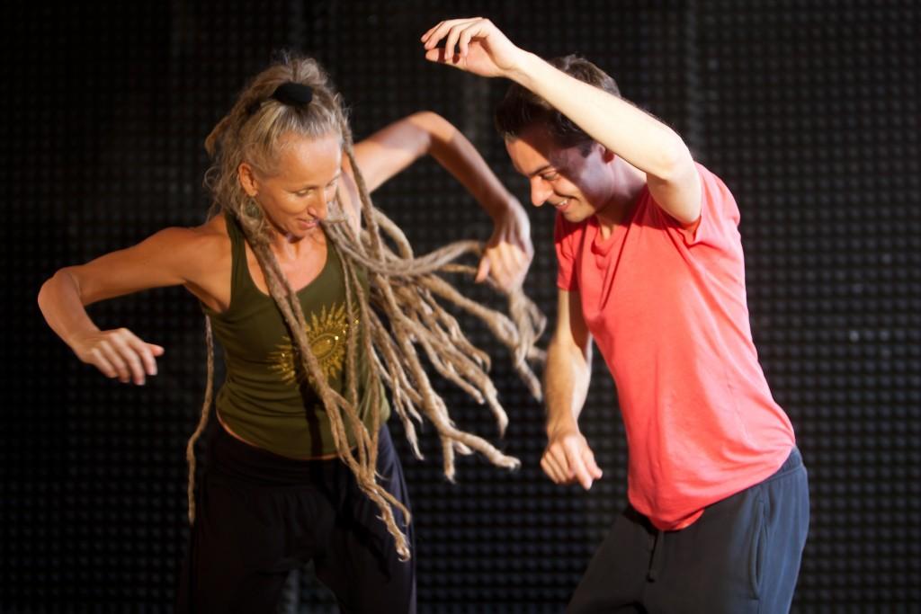 Bodymusic Gabriel Hahn & Carmen Rodina/ foto: Daniela Incoronato