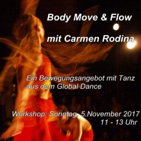 Body Move & Flow- in Münster