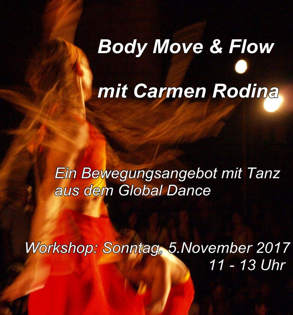 Body Move & Flow Tanzworkshop in Münster