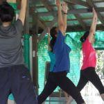 Yoga-Flow-Class mit Carmen-Rodina