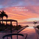 Morgen-Gruß-Yoga-Flow-zum Sonnenaufgang