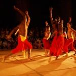 Tänzer-innen von Compagnie MusiCaribe