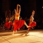 Carmen Rodina  beim Tanz Festival - Ciudad en Movimiento in Havana