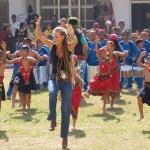 TAIWAN -  Unterricht mit Paiwan Kinder -Schulklasse