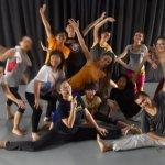 Afro Contemporary Dance Class in Kualar Lumpur /Malaysia