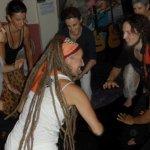 Afro  Dance Class in Chiang Mai / Thailand