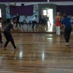 Tanztraining in Kualar Lumpur/ Malaysia