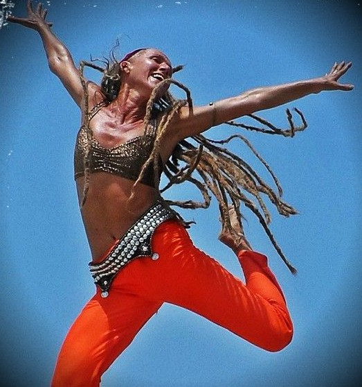 Carmen Rodina-Art of Global Dance