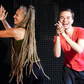 Bodymusic Berlin Gabriel Hahn & Carmen Rodina/ foto: Daniela Incoronato