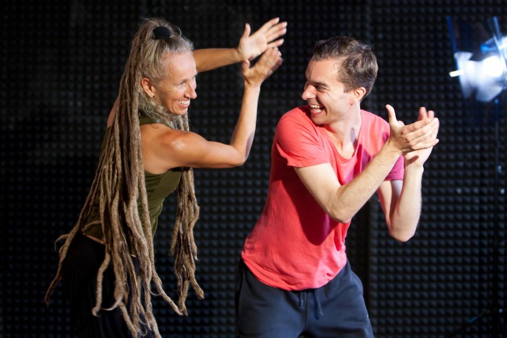 Bodymusic Gabriel Hahn & Carmen Rodina
