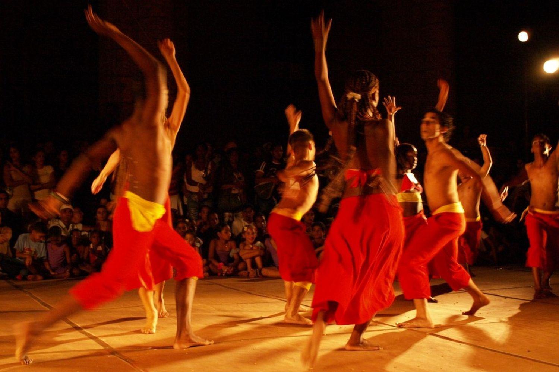 Tanzen bewegt die Welt