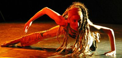 Carmen Rodina Tanzkünstlerin Autorin